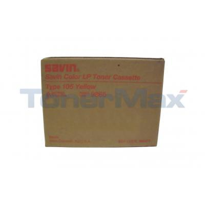 SAVIN SLP38C CLP28 TONER YELLOW